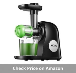 best budget masticating juicer uk