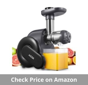 Aicok Amr519 slow juicer
