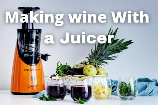 can you use juicer for wine full guide