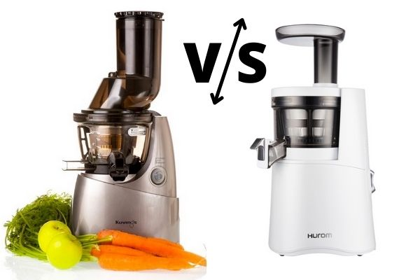 jr slow juicer vs hurom comparison and buying guide